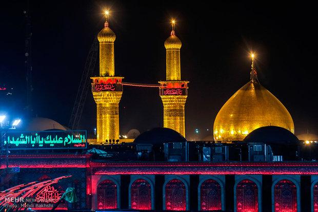 كاتب مسيحي: رأيت في الامام الحسين عليه السلام، صفات النبي (ص)
