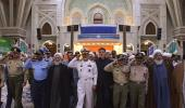 مسؤولي منظمة العقيدي - السياسي للجيش يجددون الميثاق مع مبادئ الامام الخميني الراحل