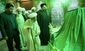 أعضاء مجلس خبراء القيادة يجددون العهد مع الإمام الخميني أعضاء مجلس خبراء القيادة يجددون العهد مع الإمام الخميني