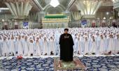 مراسم حفل التکلیف الشرعی للتلامذة البنات فی مرقد الامام الخمینی قدس سره الشریف