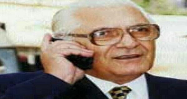العقيد عاكف حيدر نائب رئيس حركة امل
