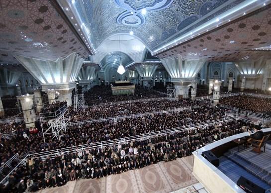 رؤية الإمام الراحل وأهدافه تحققت من خلال توطيد أركان النظام الإسلامي