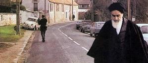هجرة سماحة الامام الخميني (قدس سره) من العراق الى باريس