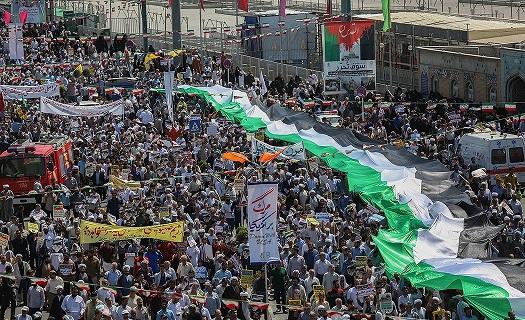 يوم القدس العالمي سيحبط مؤامرة صفقة القرن