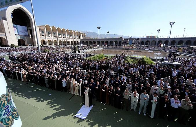 قائد الثورة:فلسطين هي القضية الأكثر أهمية في العالم الإسلامي