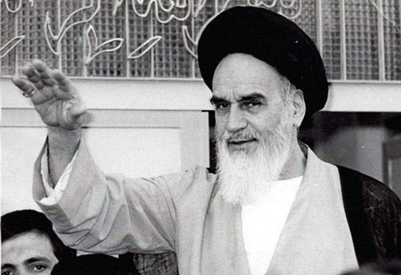 مدح السيد حجازي للإمام الخميني وردة فعل سماحته