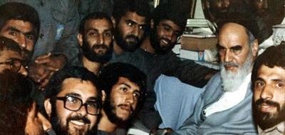 لقد خدمتم انتم حرس الثورة الاسلامية الاسلام بعشق ومحبة