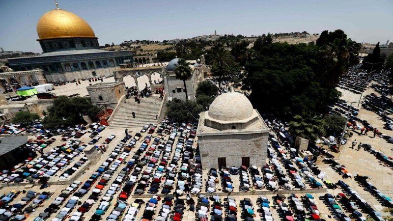 دول عربية وإسلامية تشارك في مسيرات يوم القدس العالمي