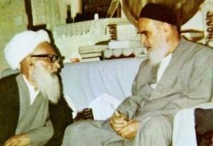 بيان الإمام الخميني بمناسبة استشهاد شهيد المحراب آية الله الشيخ اشرفي اصفهاني
