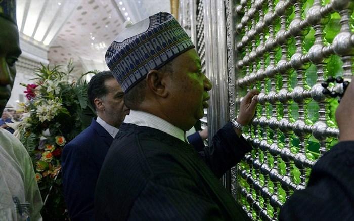 الامين العام لمنظمة اوبك محمد سائوسي باركيندو