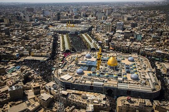 حشود مليونية تحيي ذكرى استشهاد الامام الحسين عليه السلام في أنحاء العالم