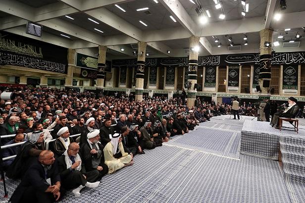 منطق ورسالة الإمام الحسين(ع)سيكون منقذ العالم من هيمنة جبهة الكفر والاستكبار