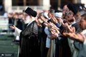اقامة صلاة عید الفطر السعید فی مصلى الإمام الخمینی (قدس سره)