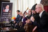 مراسم تكريم الامام الخميني (قدس سره) في كنيسة سركيس المقدس