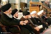 احياء ليلة الثلاثة وعشرين من شهر رمضان المبارك في حرم الامام الخميني (قدس سره)