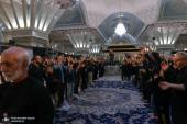 مراسم عزاء عاشوراء في مرقد الامام الخميني