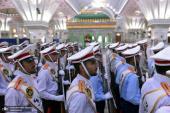 تجديد ميثاق قادة الدفاع الجوي في الجيش لاهداف الامام الخميني (قدس سره)