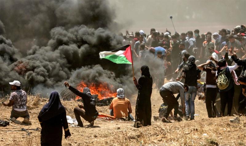 بمناسبة يوم غزة..سياسة الجمهورية الاسلامية هي دعم فلسطين