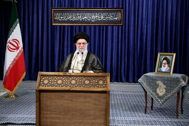 قائد الثورة الاسلامية: ما اراده الاعداء من الحظر لم ولن يتحقق