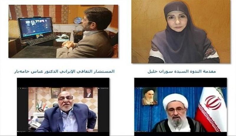 """المستشارية الايرانية تعقد""""لقاء مع زوار الشمس""""في لبنان"""
