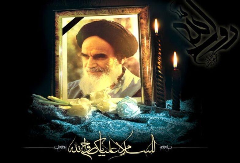 الإمام الخميني الرجل الذي لن يموت أبداً!