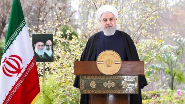العام الايراني الجديد عام السلامة وفرص العمل والنشاط الاقتصادي والثقافي