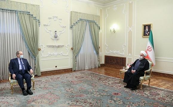 تاريخ العلاقات بين طهران ودمشق يعود الى انتصار الثورة وخلال حياة الإمام الخميني وحافظ الاسد