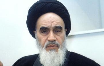 الثورة الاسلامية بقيادة الامام الخميني كان أمر عظيم
