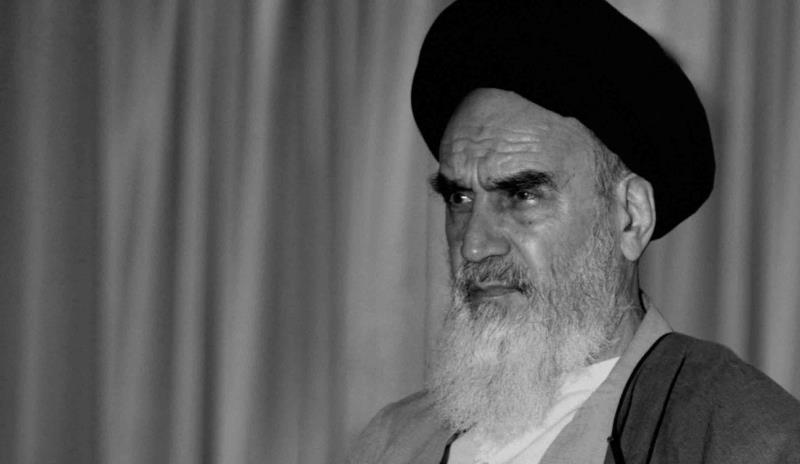 مفجر الثورة الاسلامية الامام الخميني قدس سره الشريف