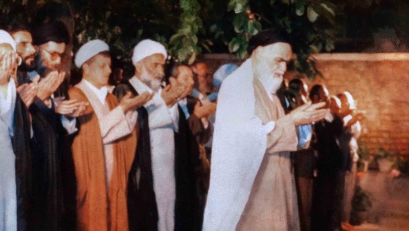 ذكرى رحيل آية الله الشيخ هاشمي رفسنجاني