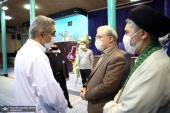 تجديد ميثاق وزير الصحة لاهداف سماحة الامام الخميني (قدس سره)