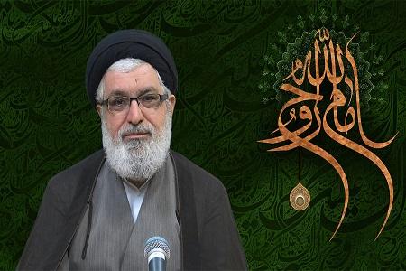 الإمام الخمیني (رض) کان یرفض التبعیة بکل أشکالها