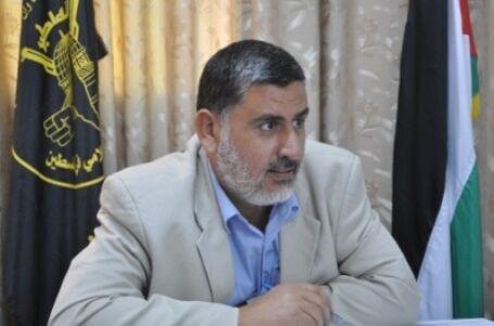 أحمد المدلل، القيادي في حركة الجهاد الاسلامي في فلسطين