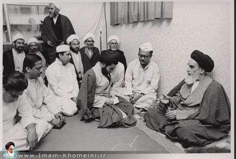 Imam and Yasir A`rafaat
