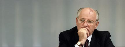 "Gorbachev: ""I'm sorry! I should have listened to Imam's message"""