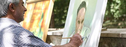 Iran opens Imam Khomeini photo exhibit