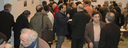 Photo exhibition of Imam Khomeini in France