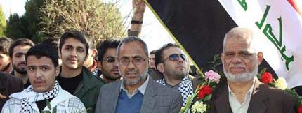 Fo'aad al-Razim: Imam Khomeini made the matter of Palestine global