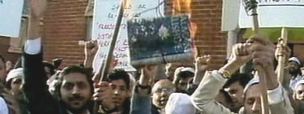 Fear of Imam Khomeini's Fatwa