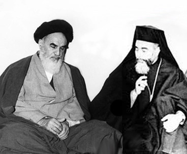 Imam Khomeini invited Christian religious leaders on Christmas