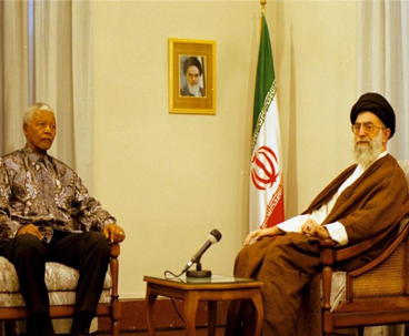 Imam Khomeini, Great Leader of all Times: Nelson Mandela