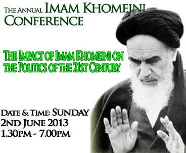The Annual Imam Khomeini`s Conference Held in London