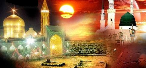 Demise of Holy Prophet of Islam, and Martyrdom of Imam Hasan and Imam Reza
