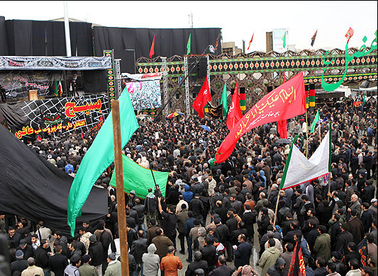 Millions of Mourners Marking Ashura Worldwide