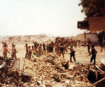Iranians Resisted Aggression by Colonial Powers