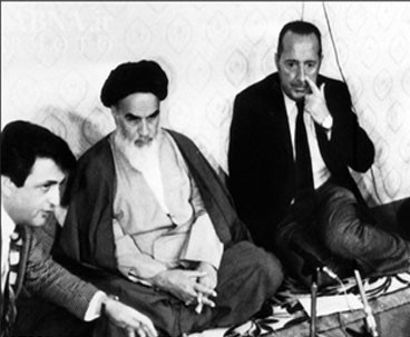 German journalist hailed Imam Khomeini's wisdom