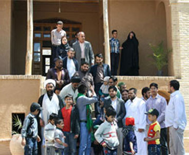 Imam's Residence in Khomein Attracts Tourists Across Globe