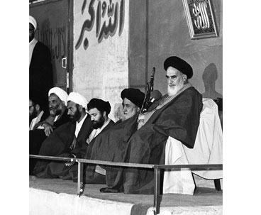 Imam Khomeini Recommended Officials to Serve Nations