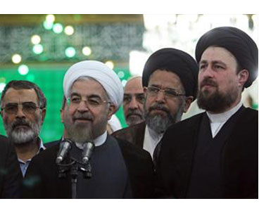 Imam Khomeini Established Modern Islamic State: Rouhani