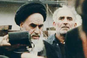 French TV Conducted Historic Interview with Imam Khomeini